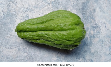 Chayote Squash Images, Stock Photos & Vectors | Shutterstock