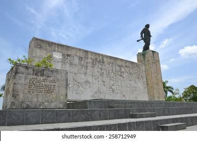 Che Guevara's Monument and Mausoleum at Santa Clara, Cuba