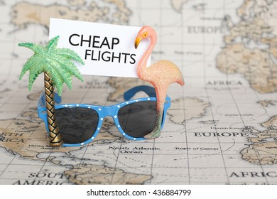 Cheap Flights / Cheap Plane Tickets