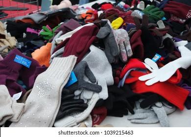 Cheap gloves market