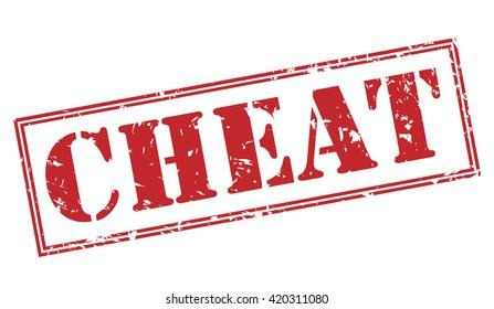 cheat stamp