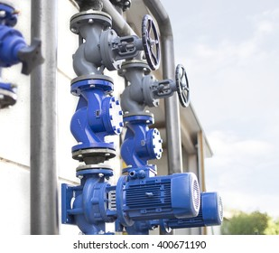 Check Valves Gate Valves with Pumps