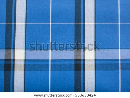 Checked Pattern Closed Texture Background Fabric Stock Photo Edit