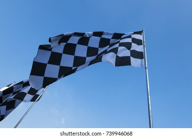 checker flag