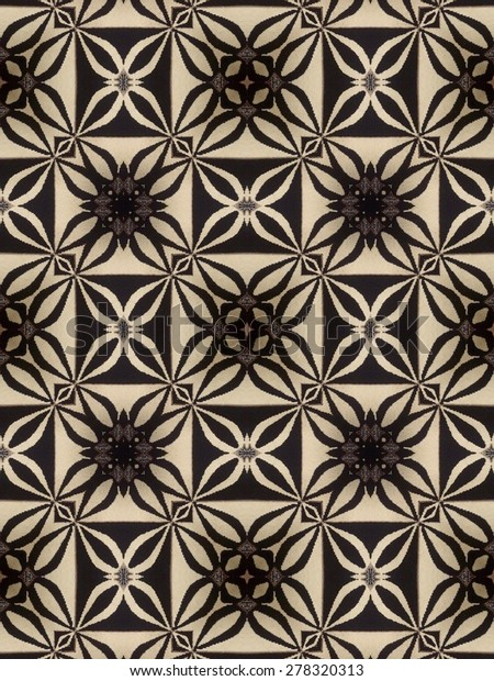 checkered-abstract-flowers-black-white-6