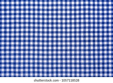 Checkered kitchen cloth. Well seen pattern and texture.