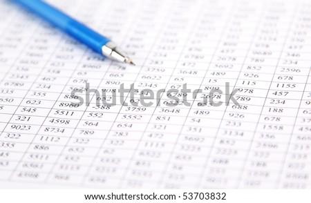 checking balance preparation balance sheet stock photo edit now