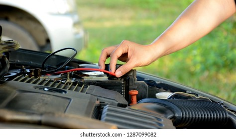 Checking cars before traveling to travel