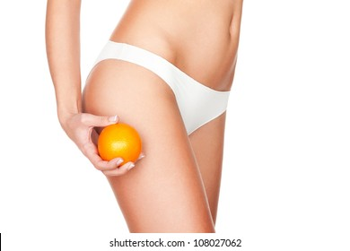 Checking cellulite
