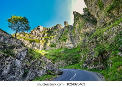 Cheddar Gorge, England, Somerset