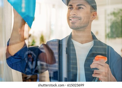 Glass Cleaning Images Stock Photos Amp Vectors Shutterstock