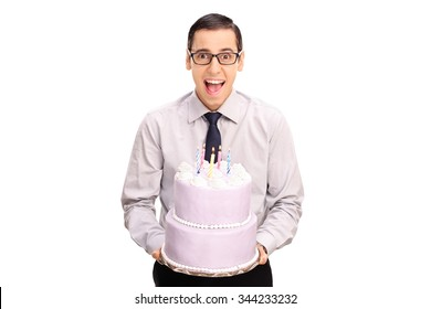 Birthday Cakes For Men Images Stock Photos Vectors Shutterstock