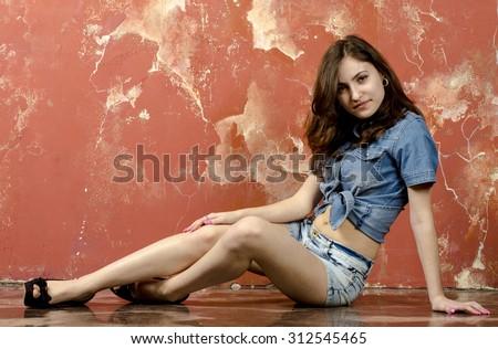 models Young teen art