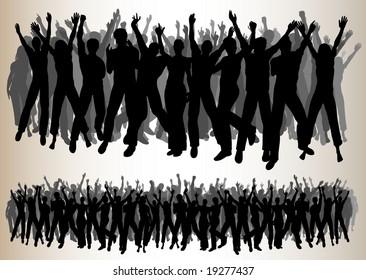 Cheering Audiences