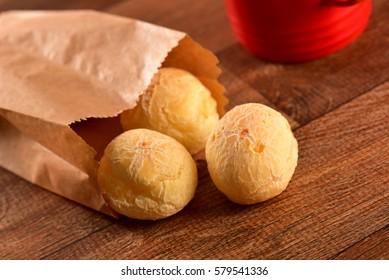 Cheese bread - Brazilian snack