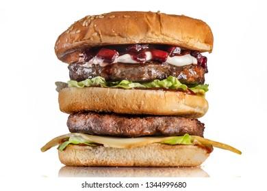 Cheese Burger Burger, Hamburger, Cheeseburger, Take Out Food, Fast Food