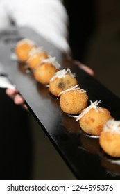 Cheese Croquettes appetizer
