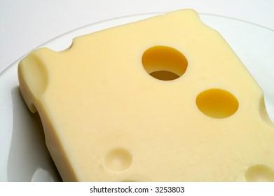 Cheese: Emmental - Emmenthal