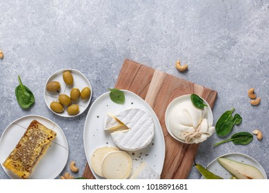 cheese on cutting board cheese time