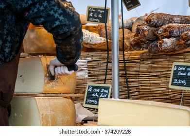 Cheese selling
