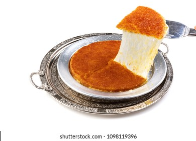 Cheese Turkish dessert- Kunefe