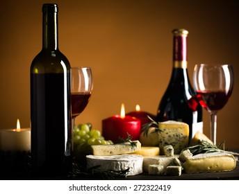Cheese, Wine, Delicatessen.
