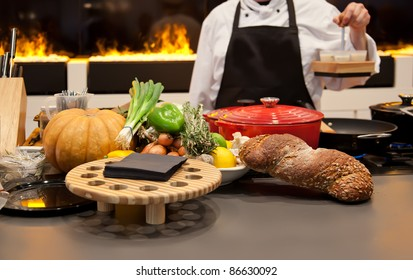 chef by seasonal kitchen