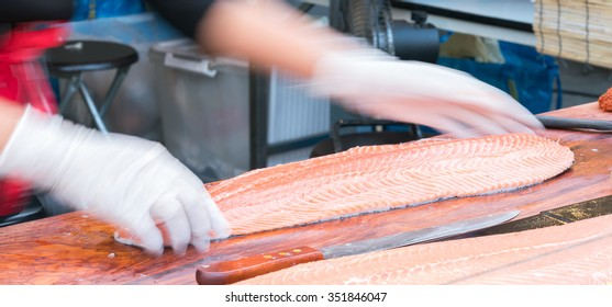 chef is cling salmon