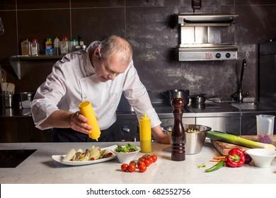 saucier chef