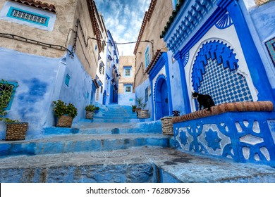 Chefchaouen Blue city of Morocco
