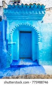 Chefchaouen's fantastic blue wall