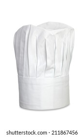 Chef's Hat Isolated with clipping Path