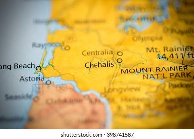 Chehalis. Washington. USA