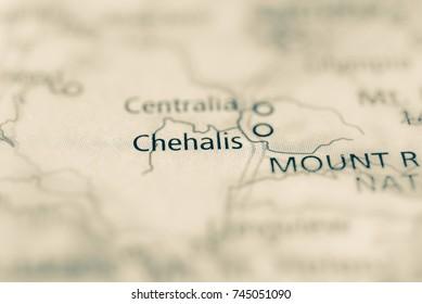 Chehalis, Washington, USA.