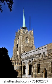Chelmsford Cathedral Essex England UK