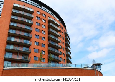 Chelmsford, Essex, UK - May 30th 2019: Kings Tower built in 2007