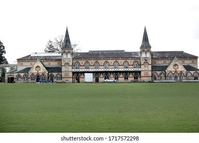 Cheltenham, Gloucestershire, UK 03 01 2007 Cheltenham College in Cheltenham, Gloucestershire in the UK