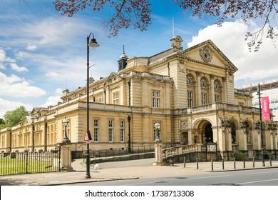 Cheltenham Gloucestershire UK May 21st 2020 Cheltenham Town Hall