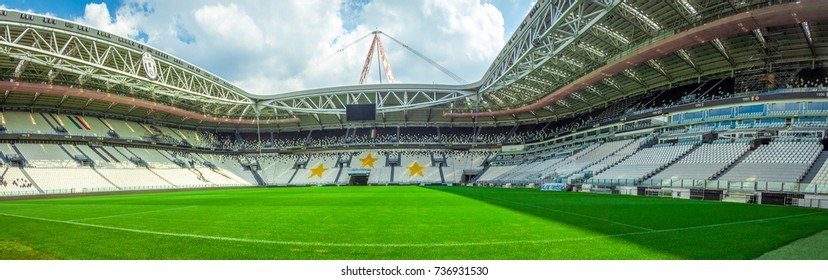 juventus stadium images stock photos vectors shutterstock https www shutterstock com image photo chelyabinsk russia october 022017 panoramic inside 736931530
