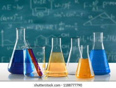 Chemical chemistry laboratory acid alkaline analysis background