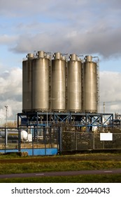 Chemical Industrial Storage Silo