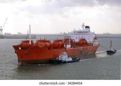 Chemical industry - chemical tanker