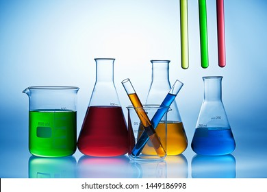 Chemical laboratory and Science experiment