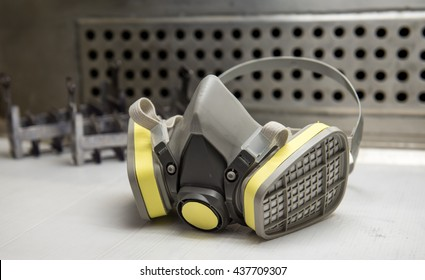 Chemical protective mask