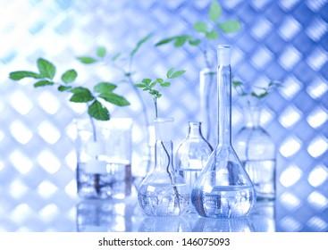 Chemistry equipment, plants laboratory experimental