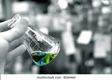 Chemistry - Lab Worker
