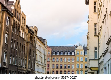 Chemnitz old town- Building- Germany