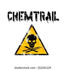 Chemtrail barrel symbol