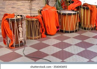 Kerala Musical Instruments Images Stock Photos Vectors Shutterstock