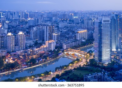 Chengdu city
